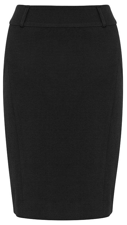 Womens Perfect Stretch Skirt - Black