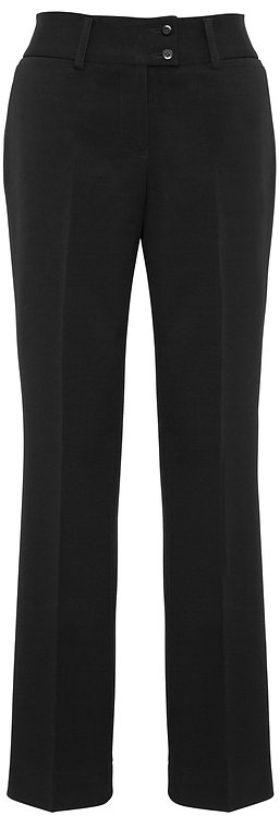 Womens Perfect Pant Fit Type A -  Black