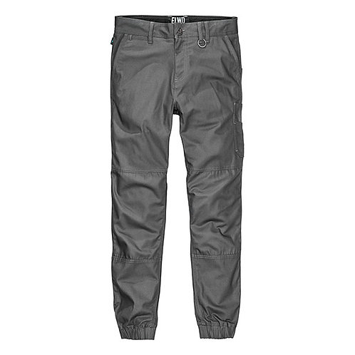 ELWD Cuffed Pant - Charcoal