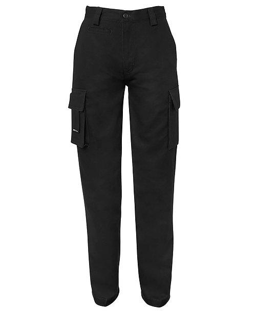 JB's Ladies Multi Pocket Pant - Black