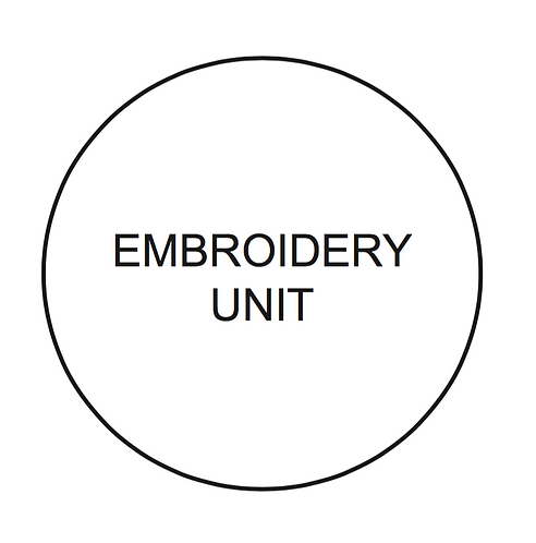 Embroidery Unit
