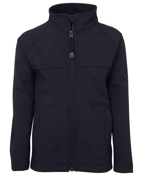 Men's Layer Soft Shell Jacket Navy