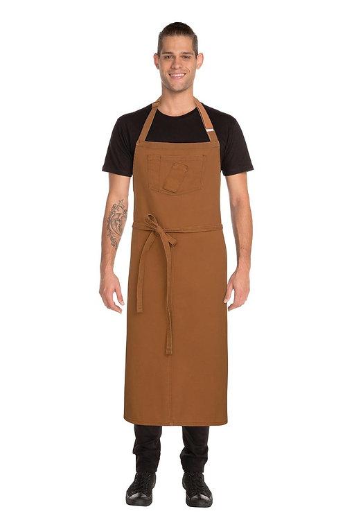 Rockford Nutmeg Large Chefs Bib Apron