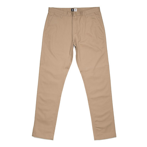 AS Colour Standard Chino Work Pant Khaki - Available from