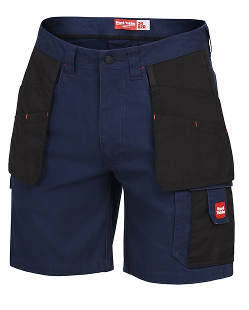Hard Yakka Legends Xtreme Short - Navy / Black