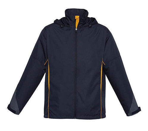 Adults Razor Jacket - Navy/Gold