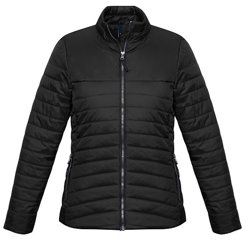 Ladies Expedition Quilted Jacket Black