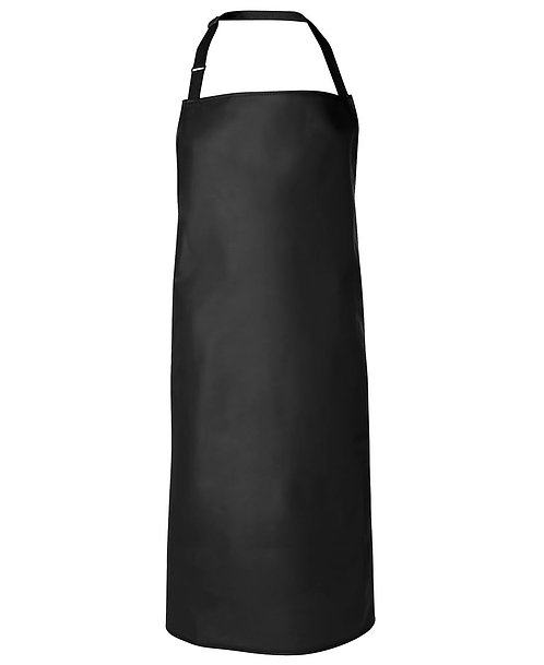 Waterproof PVC Apron - Black