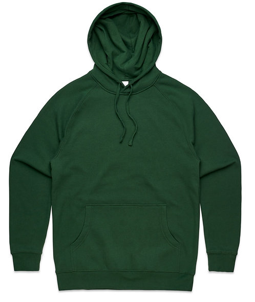 AS Colour Mens Supply Hood Forest Green - Available From