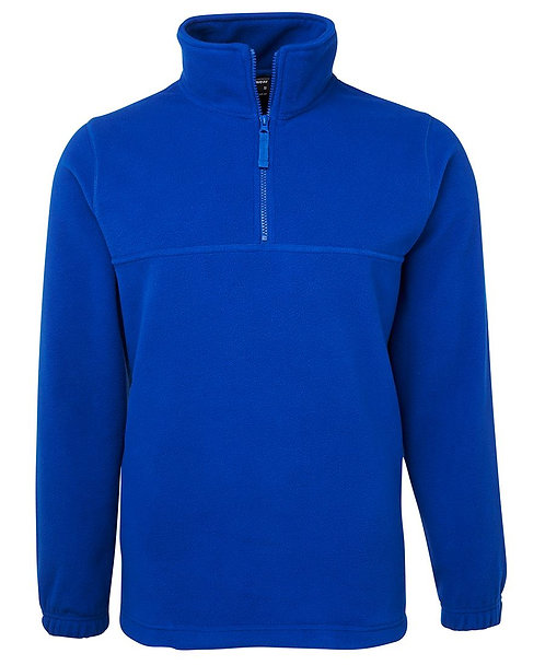1/2 Zip Polar Royal