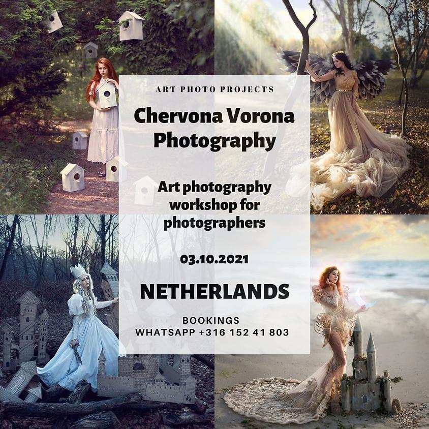 Chervona Vorona Photography ART photography workshop for photographers