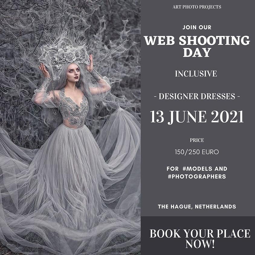 Web ideas portfolio shooting day