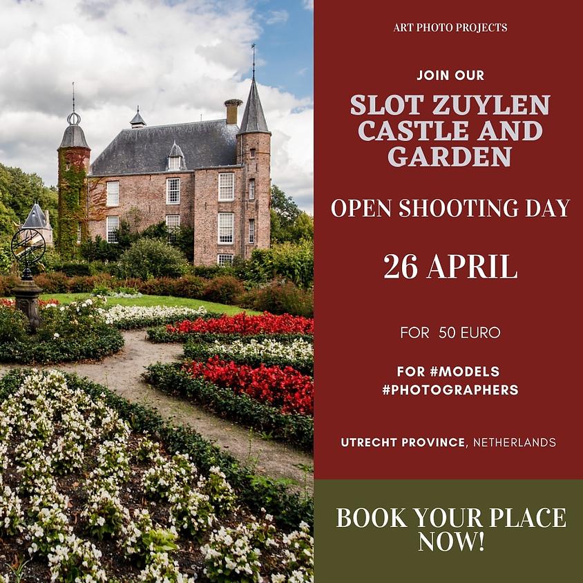 Slot Zuylen castle open shooting day (Info coming soon) (1)