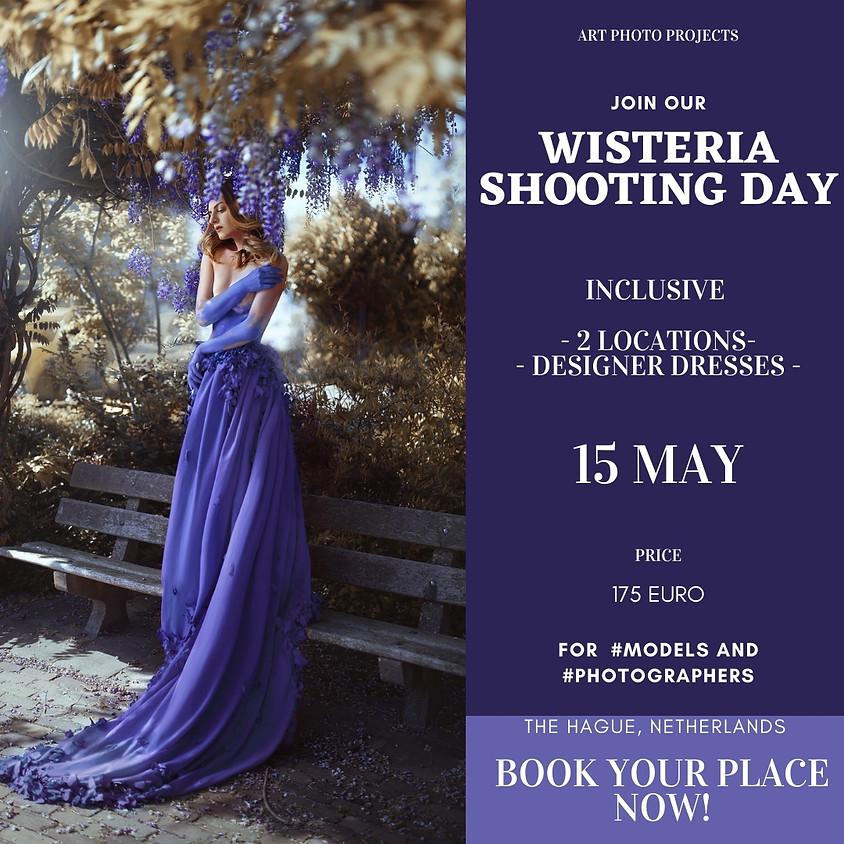 Wisteria portfolio shooting day