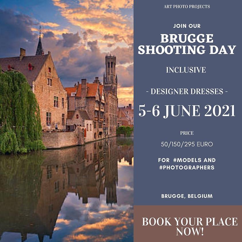 Brugge, Belgium shooting days
