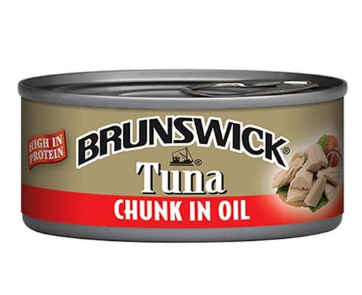 Brunswick Tuna Chunks in Oil-142G