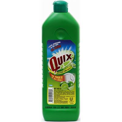 Quix Dishwashing Liquid-Lime