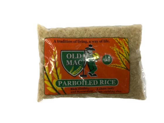 Old Mac Rice-1KG