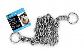 Large Choke Chain Collar