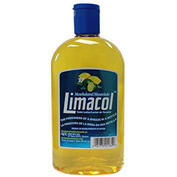 Limacol Mentholated