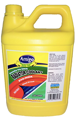 Amigo Radiator Coolant