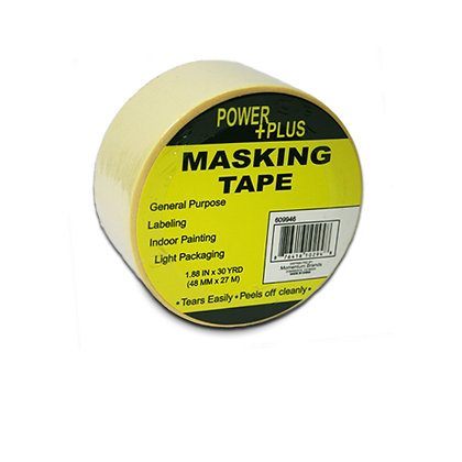 Power Plus Masking Tape