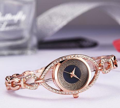Women Rhinestone Wrist Watch