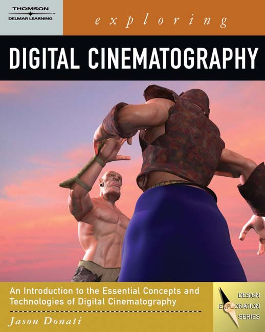 Book | Exploring Digital Cinematogra
