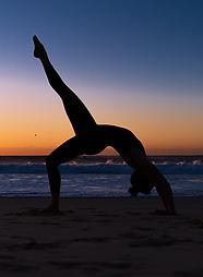 Wheel Pose by UM Yoga
