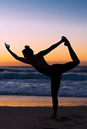 Dancer Pose UM Yoga