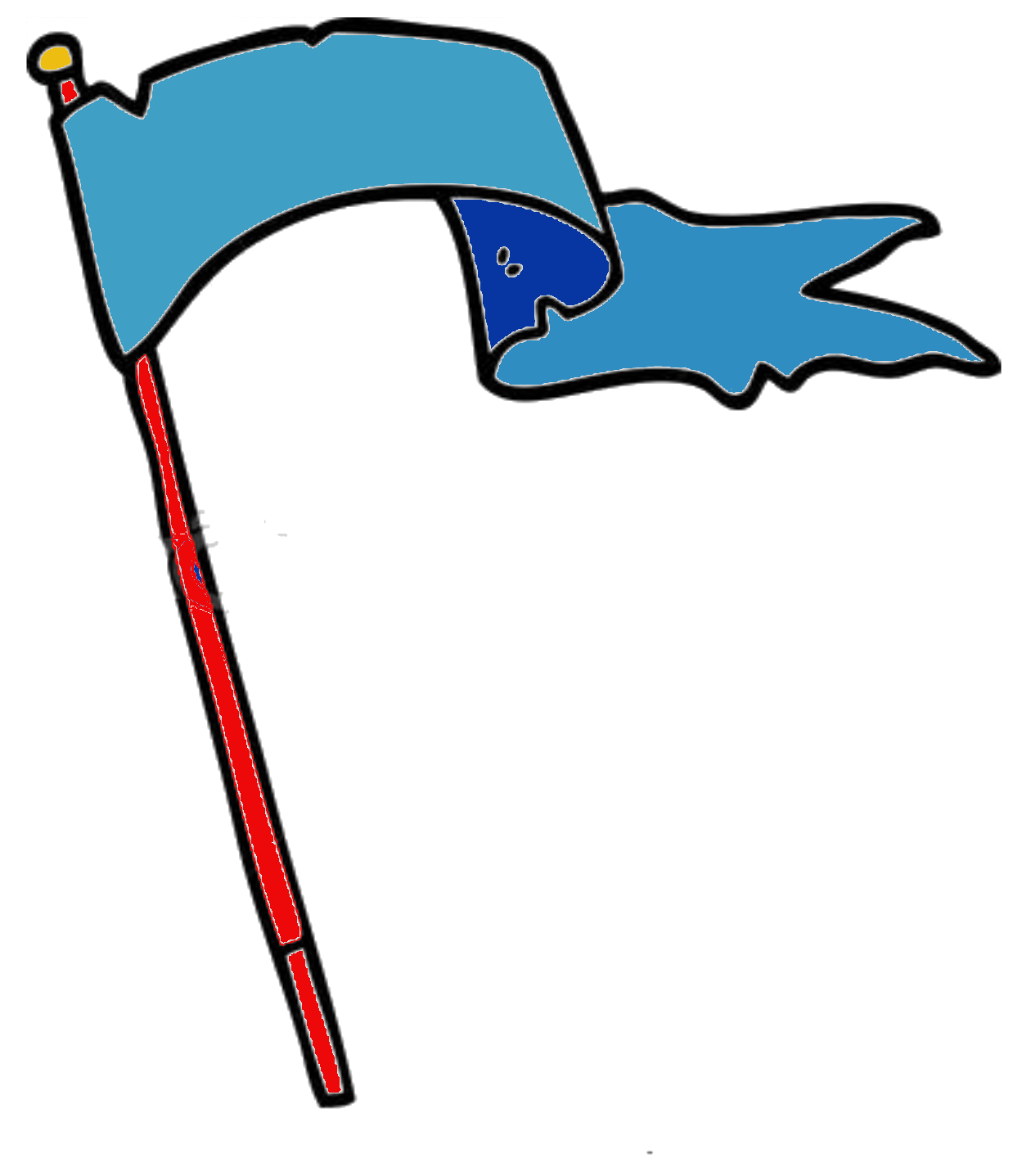 Bullet Point Flag