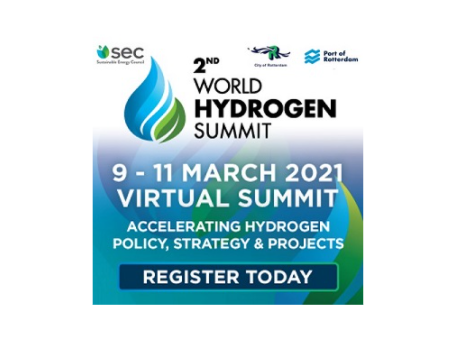 The AHP proudly supports the 2nd WORLD HYDROGEN SUMMIT