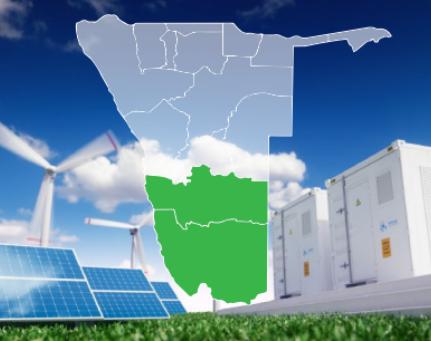 Namibia - Southern Corridor Development Initiative (SCDI)