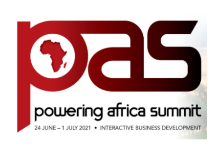 Ian Fraser at the Powering African Summit