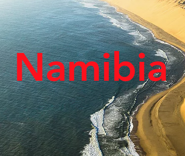 Namibia - Exporting Green Hydrogen
