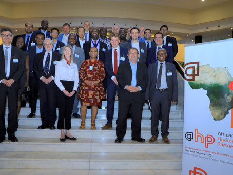 Great Success - 1st AHP Conference in Addis