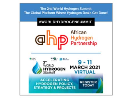 Don't miss the 2nd World Hydrogen Summit