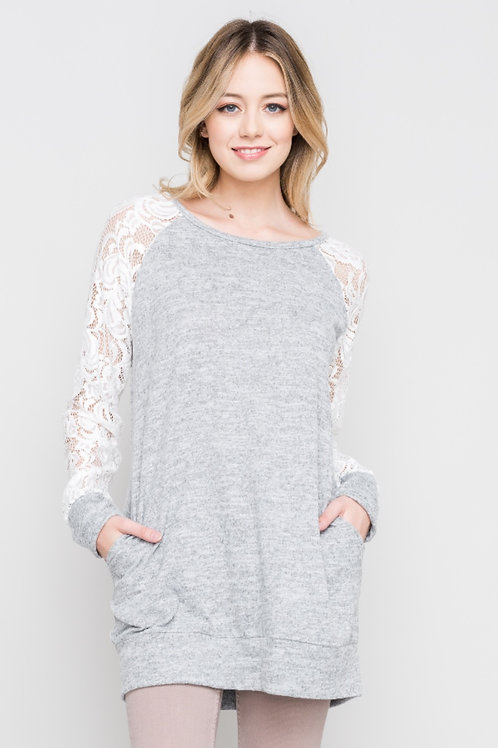 ANGELA TUNIC TOP
