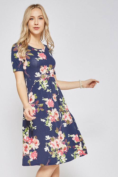 SPRING IS HERE DRESS