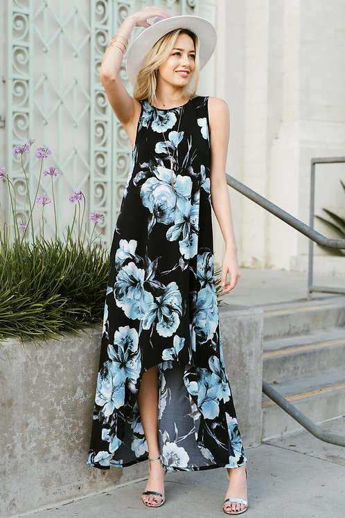 CHARLOTTE HIGH-LOW DRESS