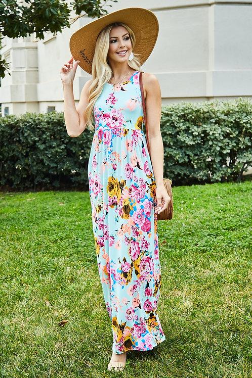 NANCY MAXI DRESS
