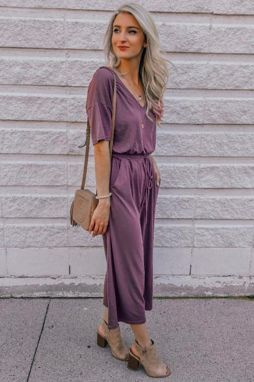 DAYLIGHT JERSEY JUMPSUIT