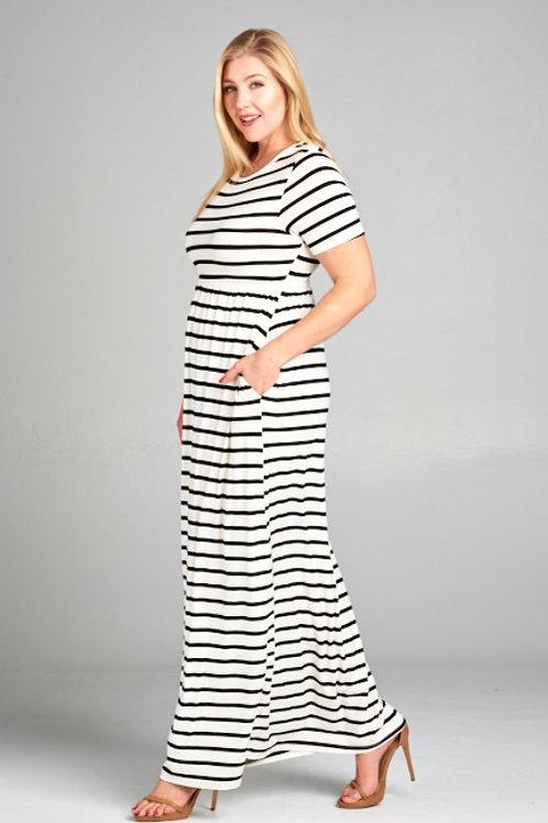 CALINA MAXI DRESS