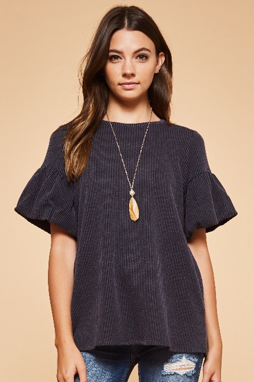 CLAIRE LOOSE TOP