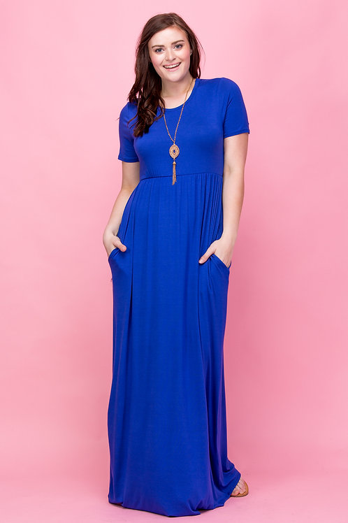 RAQUEL MAXI DRESS