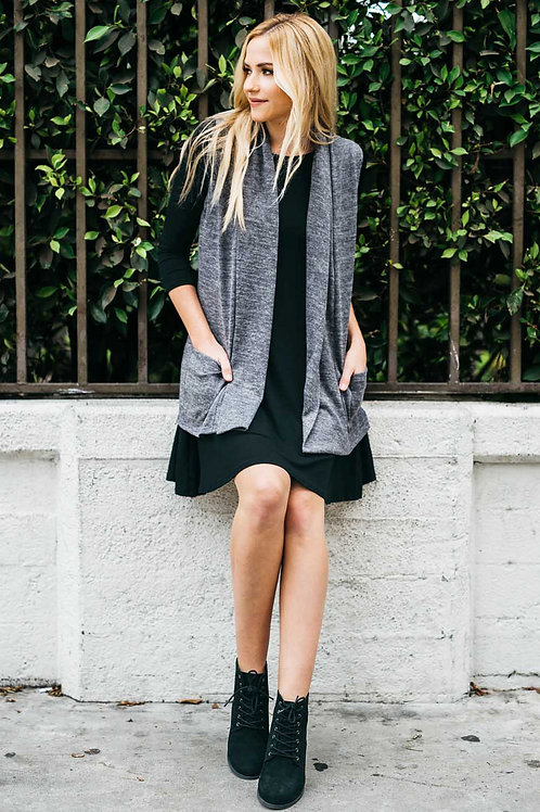 EVERYDAY VEST WITH POCKETS