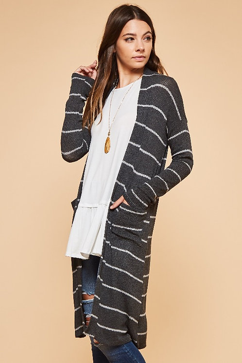 CHERISH LONG CARDIGAN