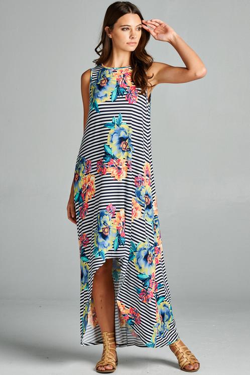 Hi Low Maxi Dresses