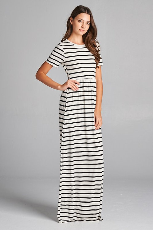 CALINA MAXI DRESS