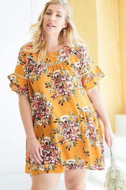 VERONICA FLORAL DRESS